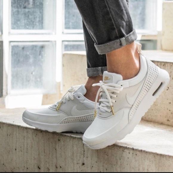 31ccd92e76 Nike Shoes | Nwt Air Max Thea Premium Qs | Poshmark